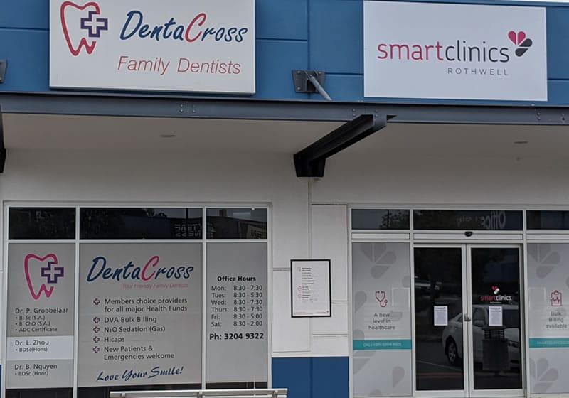Rothwell Dentist DentaCross